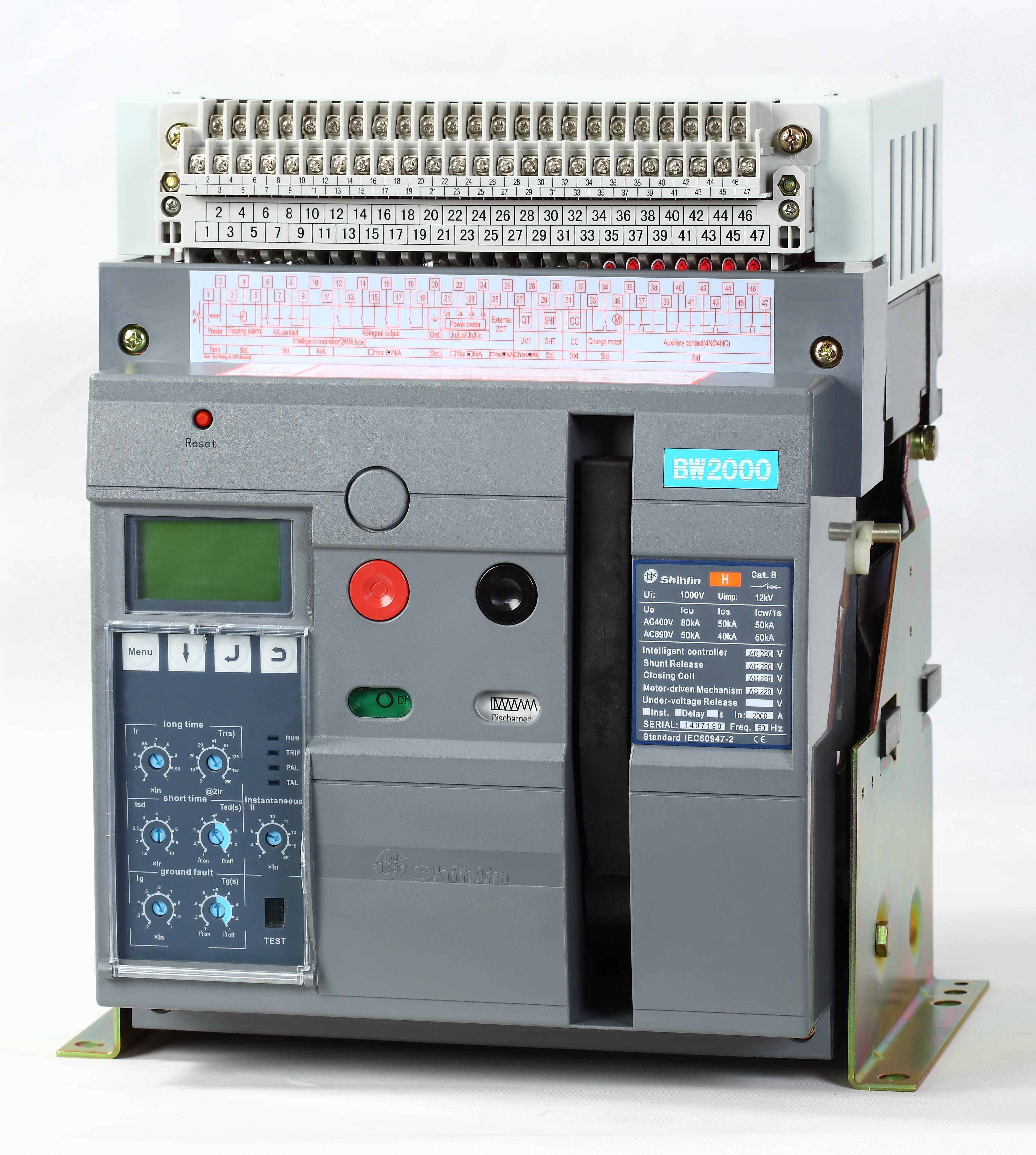 Air Circuit Breaker : Air circuit breaker electrical equipment suppliers