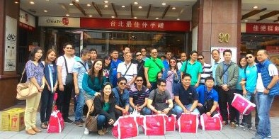 Philippines customers visit Shihlin Electric