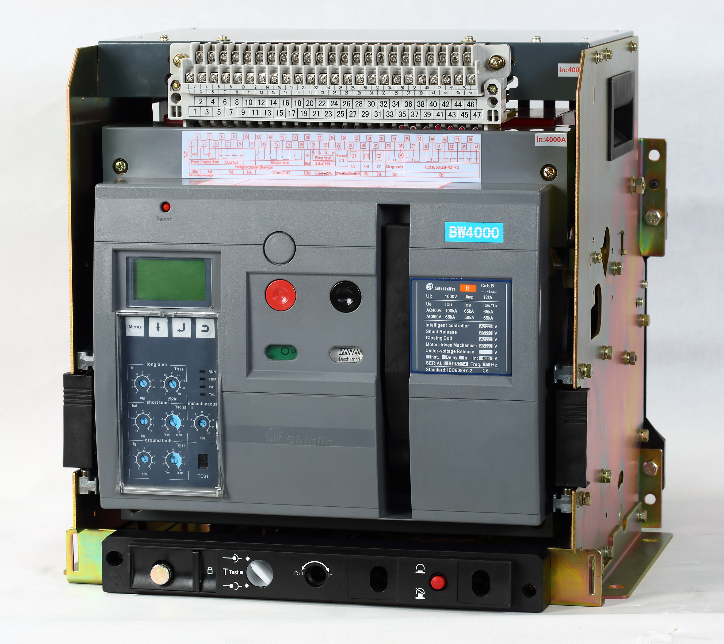 Air Circuit Breaker | Power Distribution Product since ...