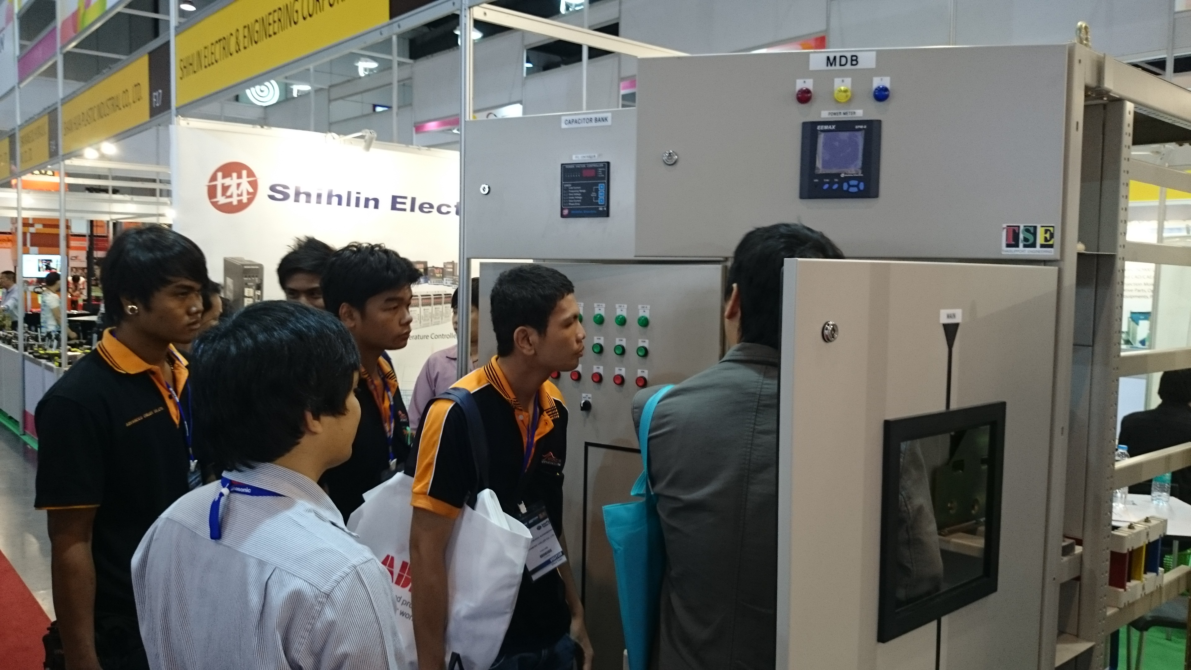 Shihlin Electric stand