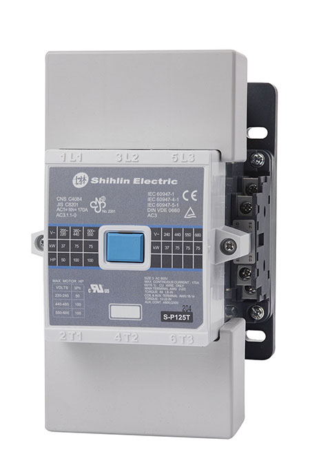 Shihlin Electric Magnetic Contactor S-P125