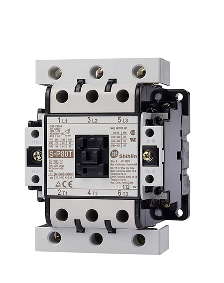 Shihlin Electric Magnetic Contactor S-P80T