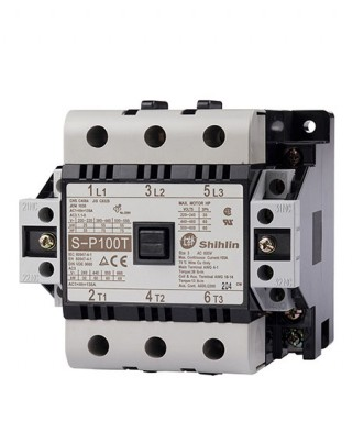 Magnetic Contactor - Shihlin Electric Magnetic Contactor S-P100T