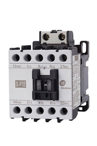 Magnetic Contactor - Shihlin Electric Magnetic Contactor S-P12