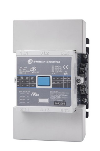 Magnetic Contactor - Shihlin Electric Magnetic Contactor S-P200