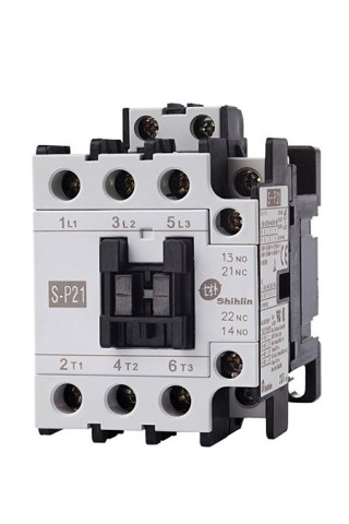Magnetic Contactor - Shihlin Electric Magnetic Contactor S-P21