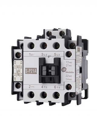 Magnetic Contactor - Shihlin Electric Magnetic Contactor S-P21A