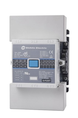 Magnetic Contactor - Shihlin Electric Magnetic Contactor S-P220