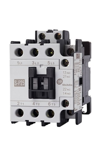 Magnetic Contactor - Shihlin Electric Magnetic Contactor S-P25