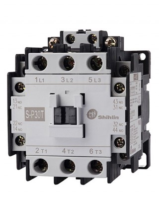 Magnetic Contactor - Shihlin Electric Magnetic Contactor S-P30T