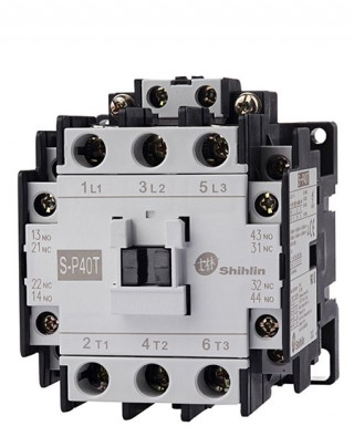 Magnetic Contactor - Shihlin Electric Magnetic Contactor S-P40T