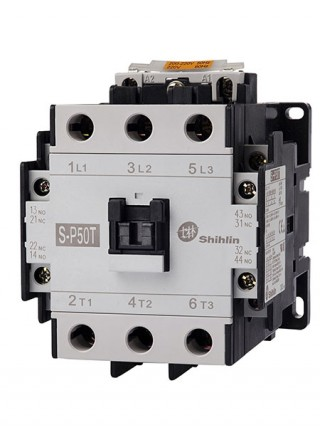 Magnetic Contactor - Shihlin Electric Magnetic Contactor S-P50T