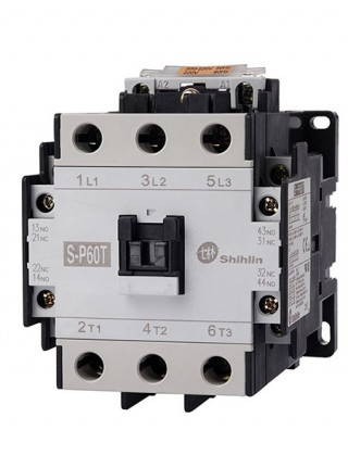 Magnetic Contactor - Shihlin Electric Magnetic Contactor S-P60T